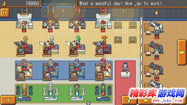 武器店物语游戏截图第2张