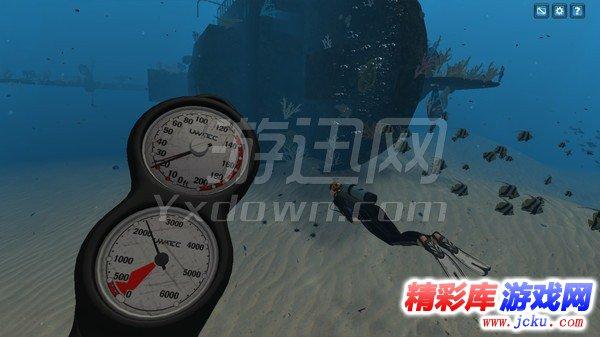 无限潜水游戏截图第5张