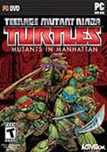 忍者神龟:曼哈顿突变汉化版