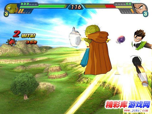龙珠z电光火石3游戏截图3