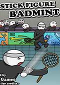 火柴人打羽毛球2汉化版