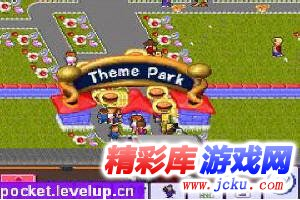 NDS模拟器-主题公园DS汉化版
