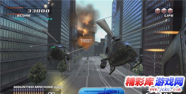 VR特警4:化解危机游戏截图1