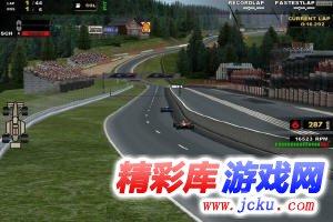 超实模拟F1赛车绿色版