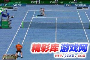 VR网球大师赛绿色版