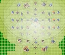海岛奇兵15本阵型图分享 15本最佳防御阵型