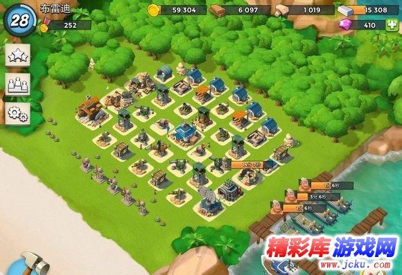 海岛奇兵12本防御阵型 打造12本的绝对防御截图