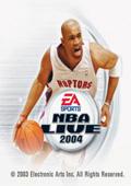 NBA Live 2004完整版
