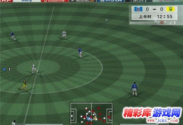 实况足球8中国风暴V2.5中文版截图1