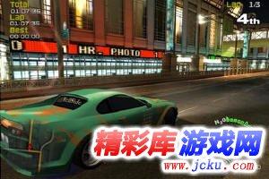 街头赛车联盟绿色版