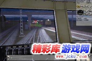 模拟火车 2004绿色版