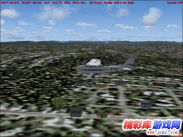 微软模拟飞行2004飞行世纪截图2