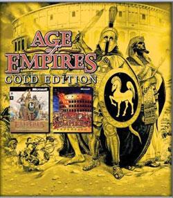 帝国时代1黄金版