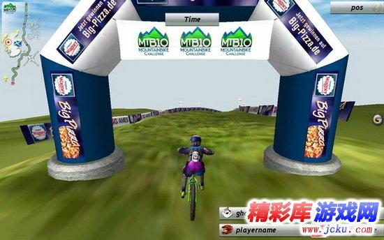 比格披萨山地自行车挑战赛10 硬盘版