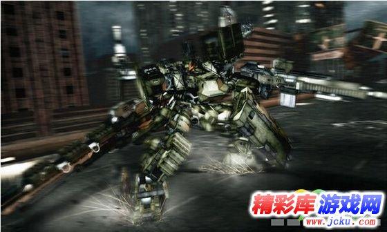 装甲核心5截图3