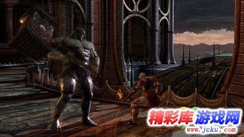 战神3重制版截图1