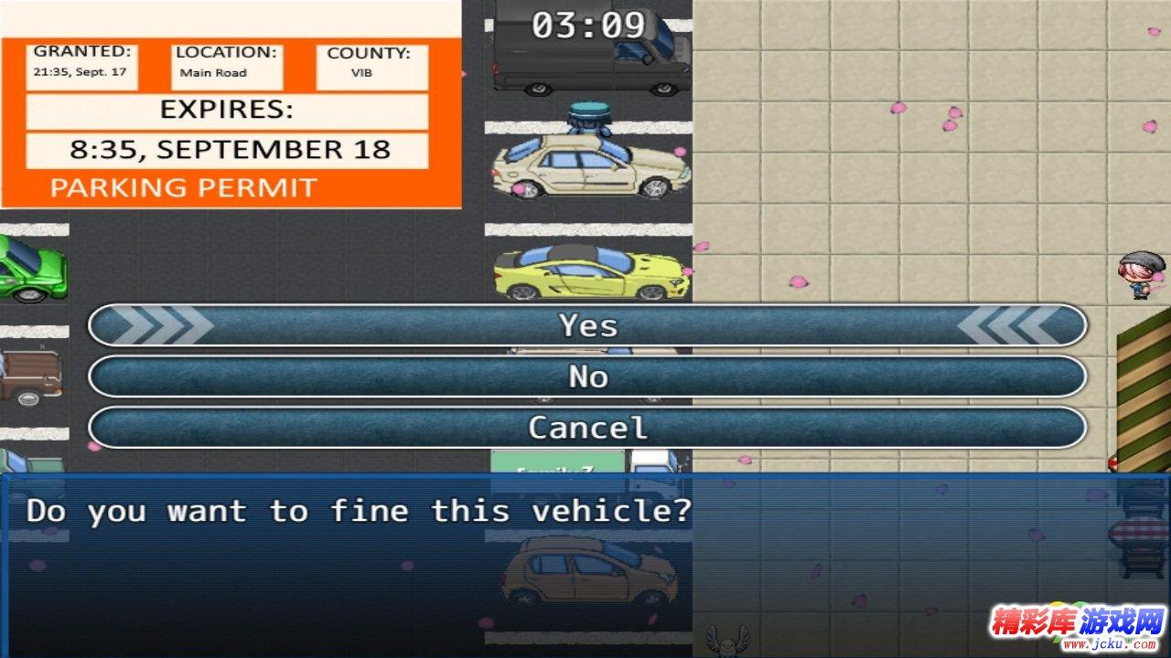 违章停车模拟器截图2