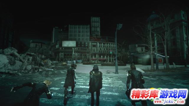 最终幻想15皇家典藏版截图3