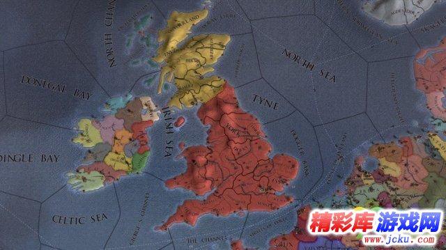 欧陆风云4:统治不列颠尼亚截图3