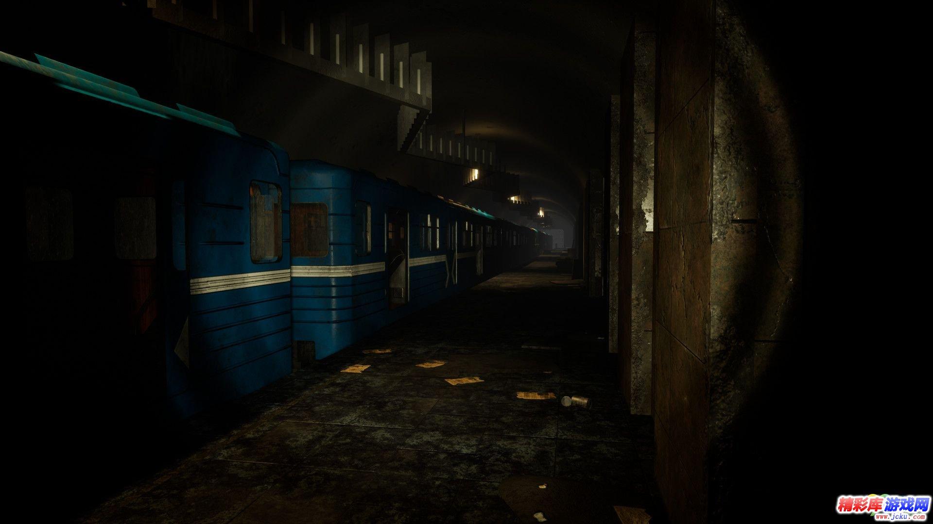 绝望的隧道截图1