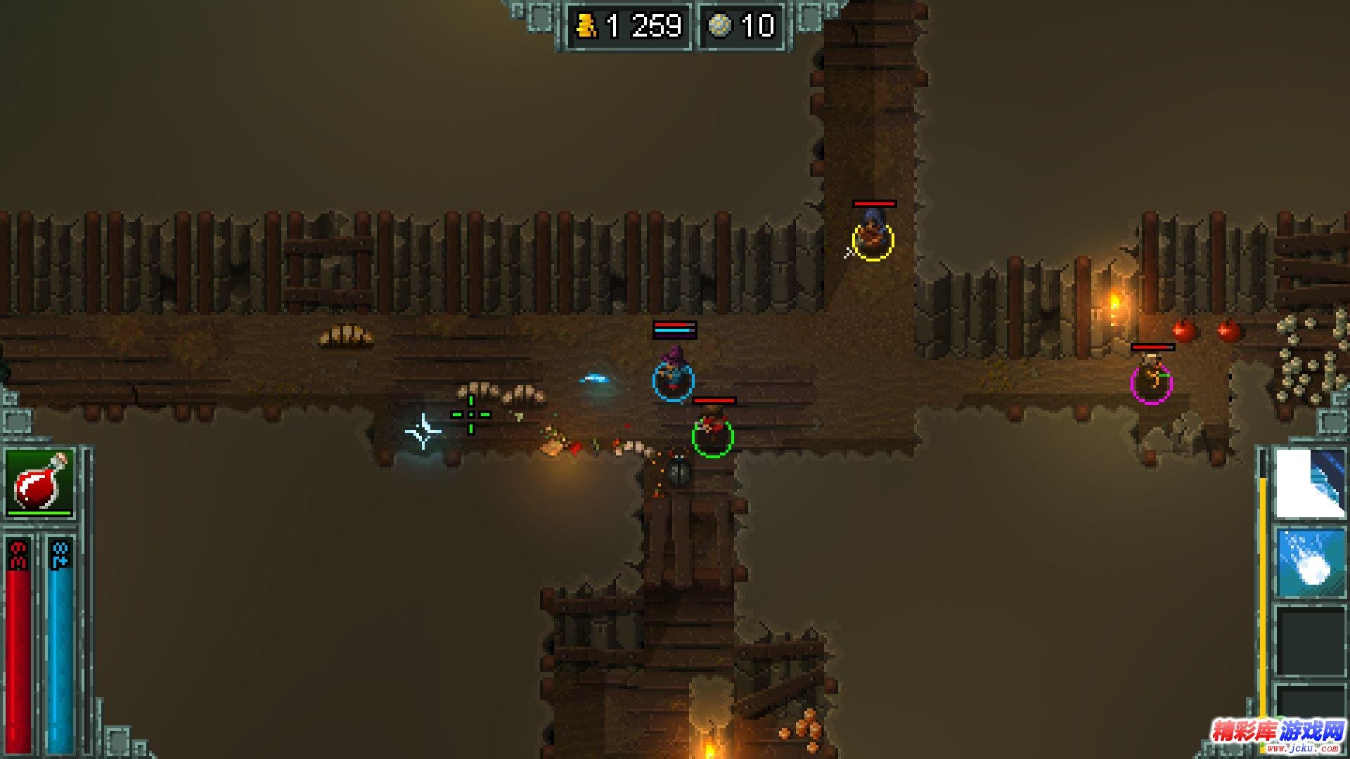 铁锤守卫:英雄 截图1