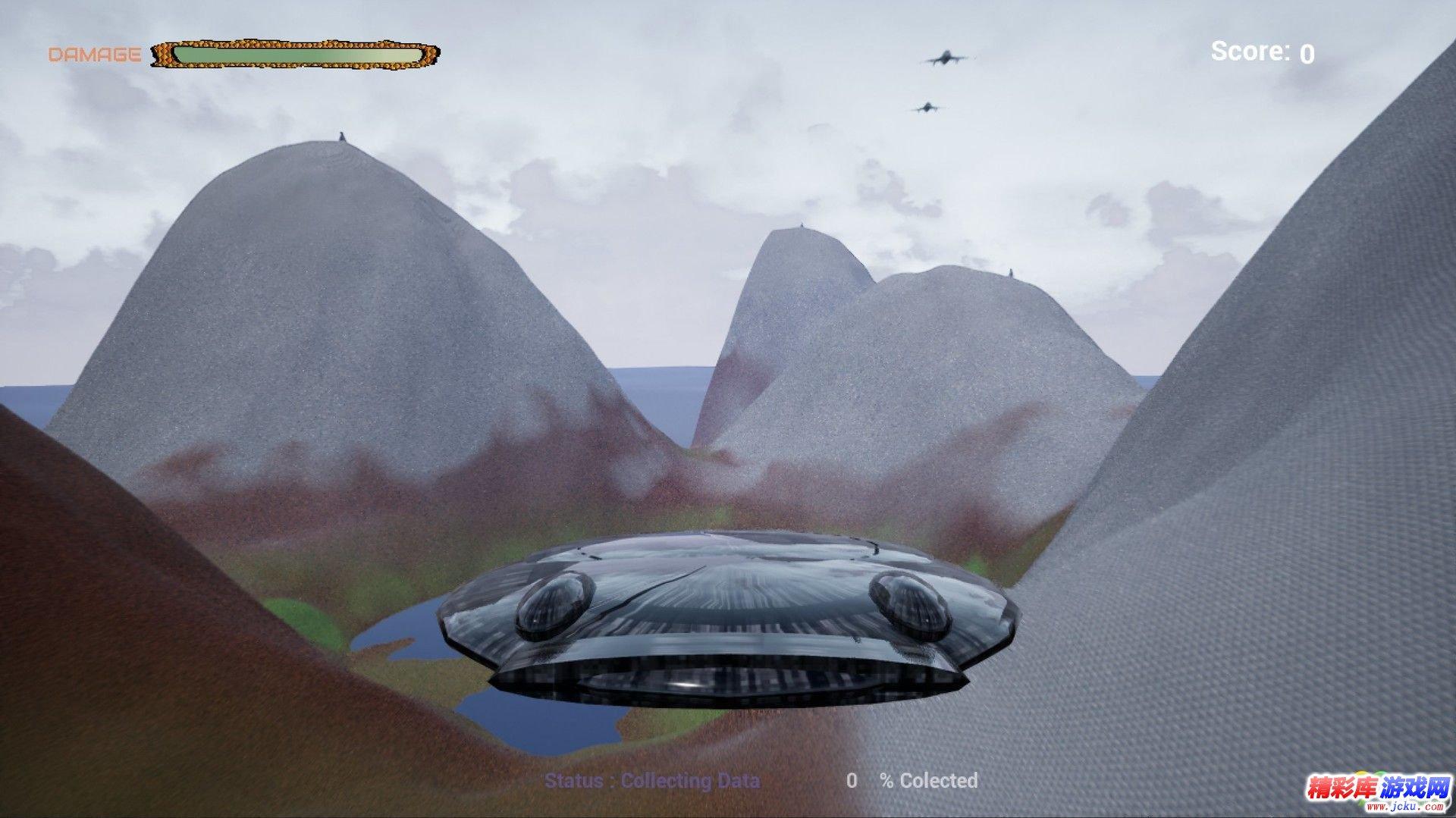 外星人入侵3d截图1