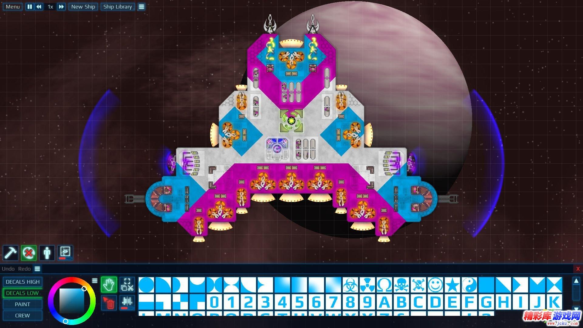 Cosmoteer:星河建筑师和指挥官截图3