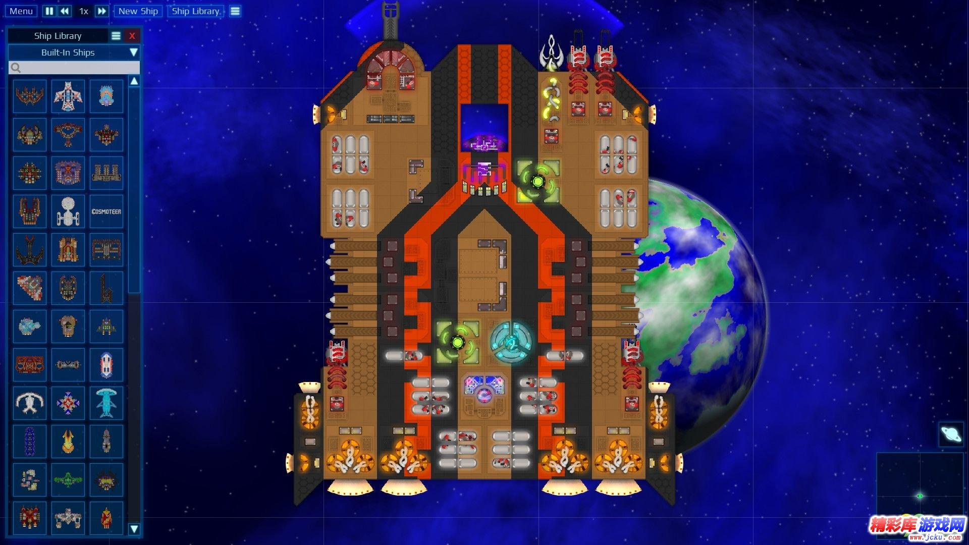 Cosmoteer:星河建筑师和指挥官截图2