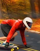 滑板车特技中文版