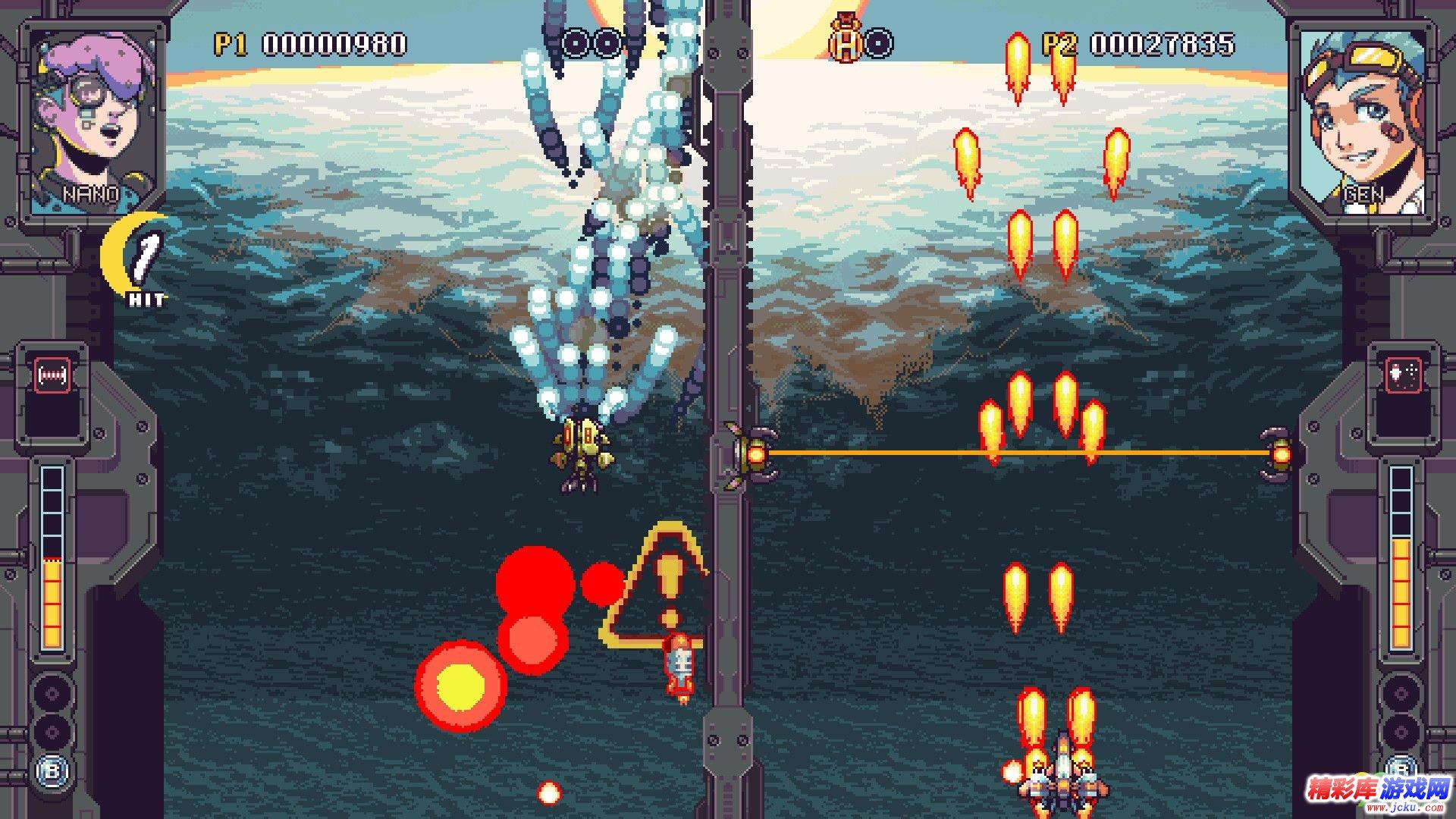 巨型战机对决截图4