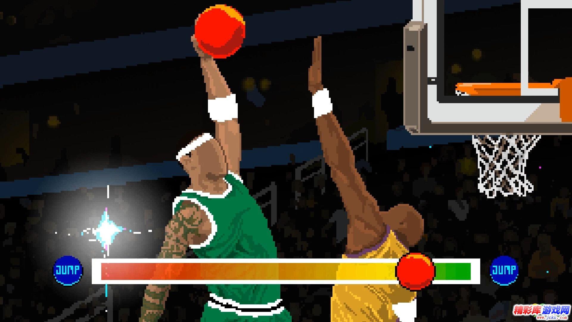 艺术篮球截图2