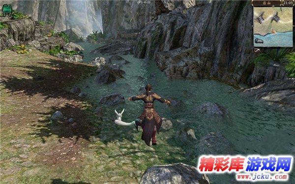轩辕剑6破解版截图2