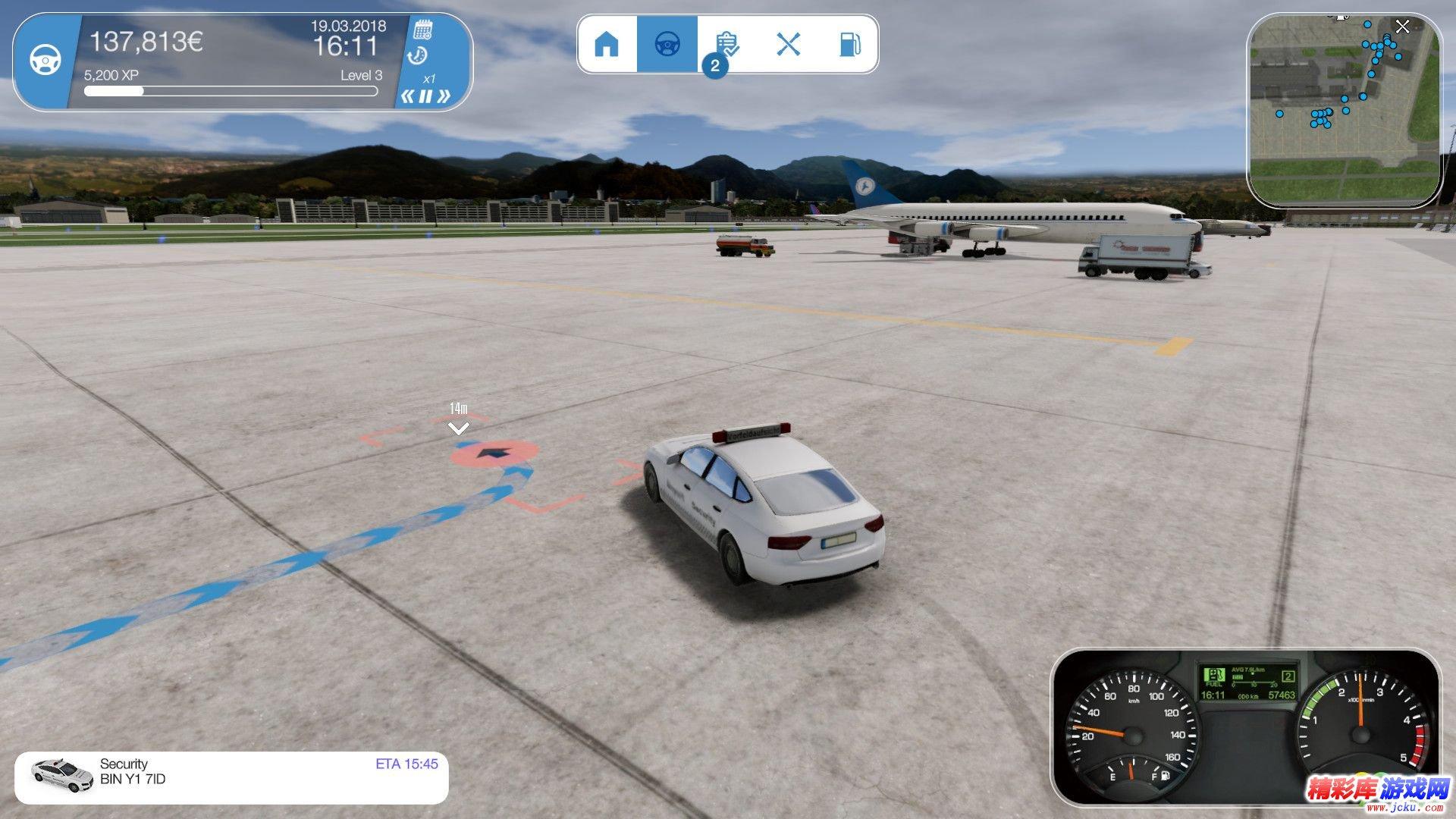 机场模拟2018截图2