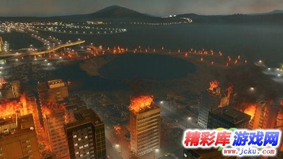 城市:天际线自然灾害截图2