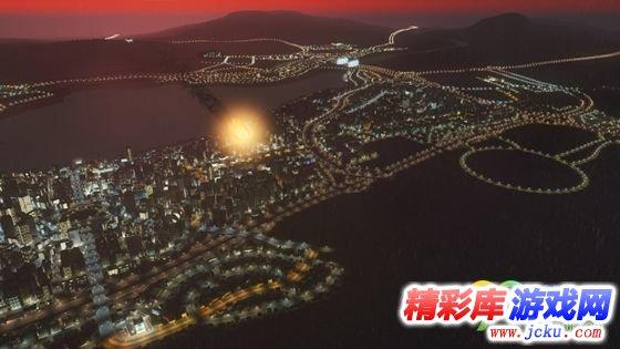 城市:天际线自然灾害截图1
