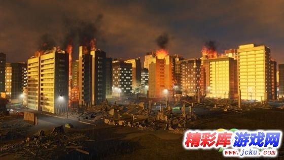 城市:天际线自然灾害截图3